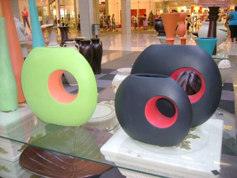 Eye Vases