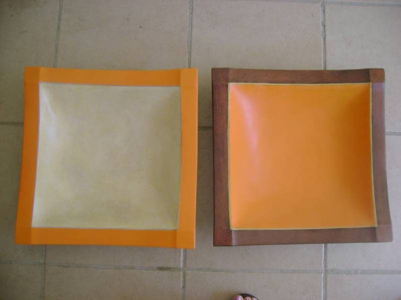 Square Platter R195