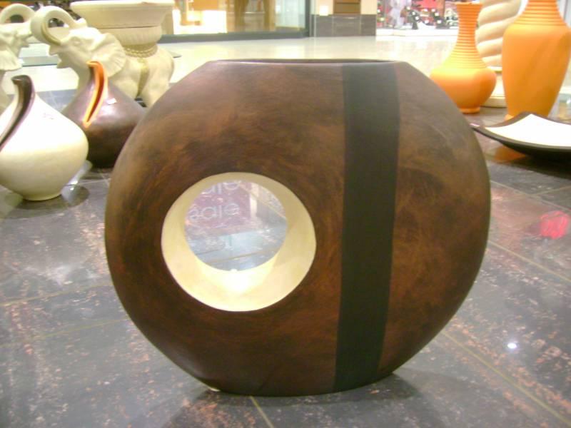 Large Eye Vase R370