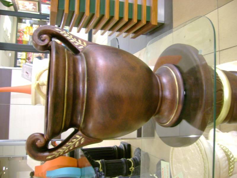 Leaf Handle Vase R290