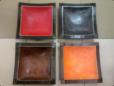 Square Platters R195